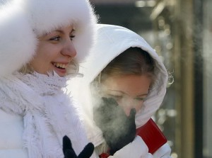 Ukraine cold weather