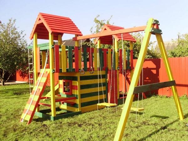 Детская площадка 0