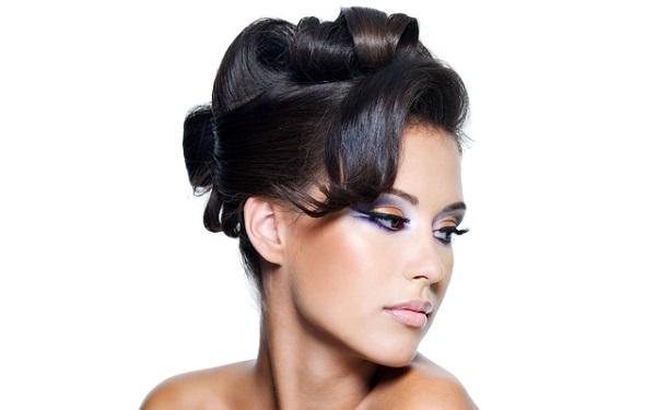 Женские причёски 6