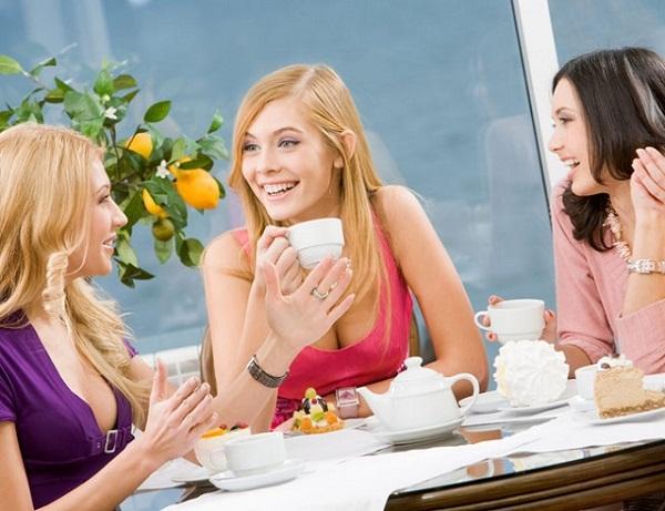 Женское кафе 0