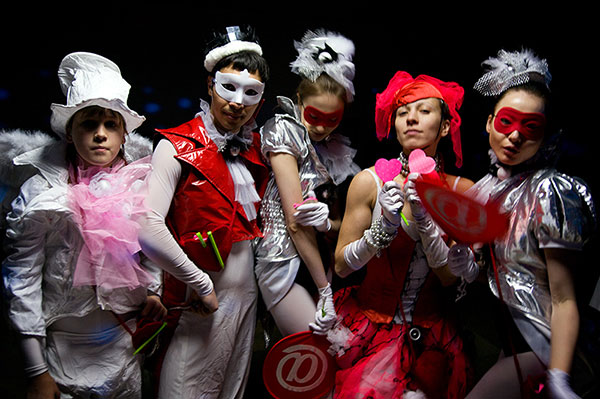 Клубное шоу Freak-Cabaret