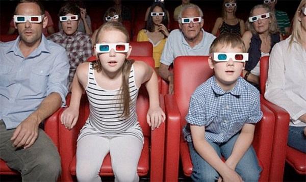 Поход в кинотеатр