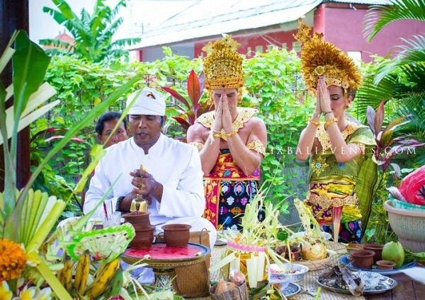 Свадьба на Бали 1