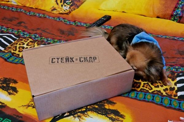 Лавка «Стейк и Сидр» лучшее мраморное мясо в Москве