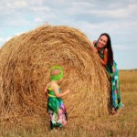 Фото - Счастливые дети в счастливой семье