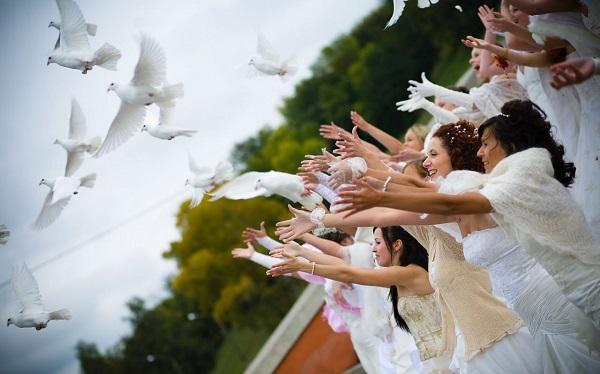 Свадебные хлопоты и предвкушение праздника