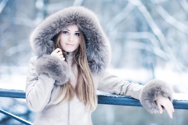 Зимняя дубленка 1