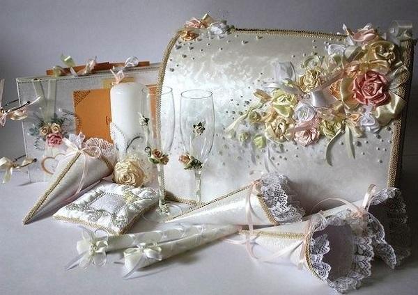 Свадебные сундучки 3