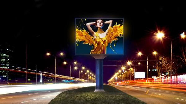 Светодиодные экраны для рекламы, в чем превосходство такой продукции