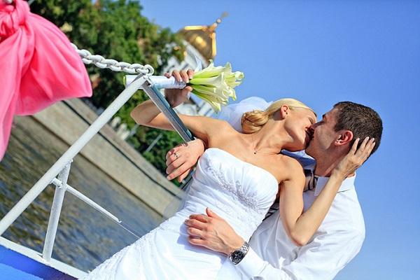 Теплоход на свадьбу 3