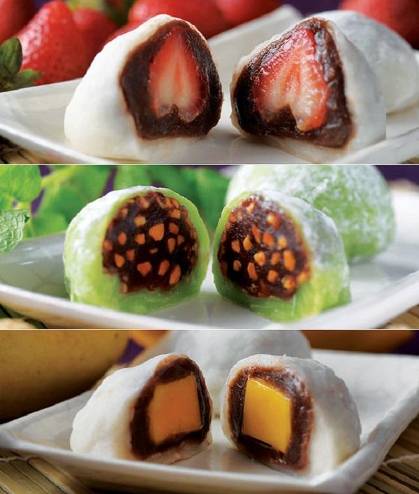 Японские сладости 1