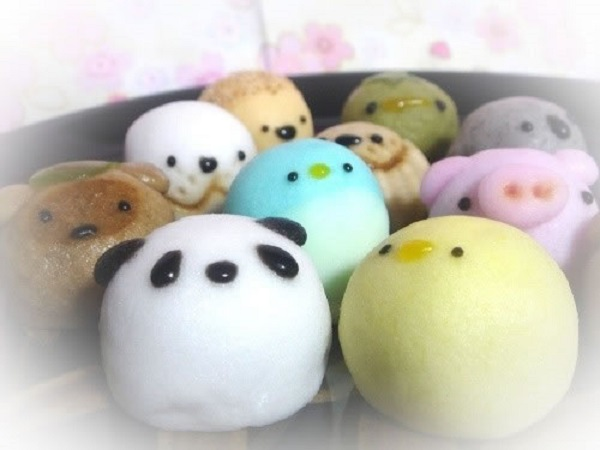 Японские сладости 2
