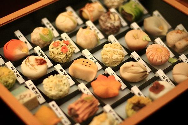Японские сладости 3