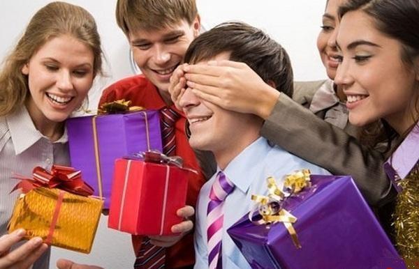 Подарки 3