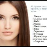 Фото - 5 продуктов питания для здоровья волос