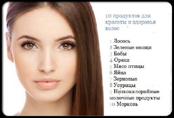Здоровье волос 1