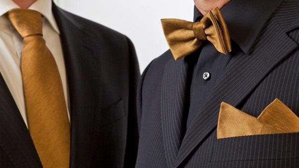 Шелковый галстук 2