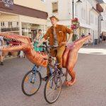 Фото - Норвегия — США: осторожно, на дорогах — чудовища!