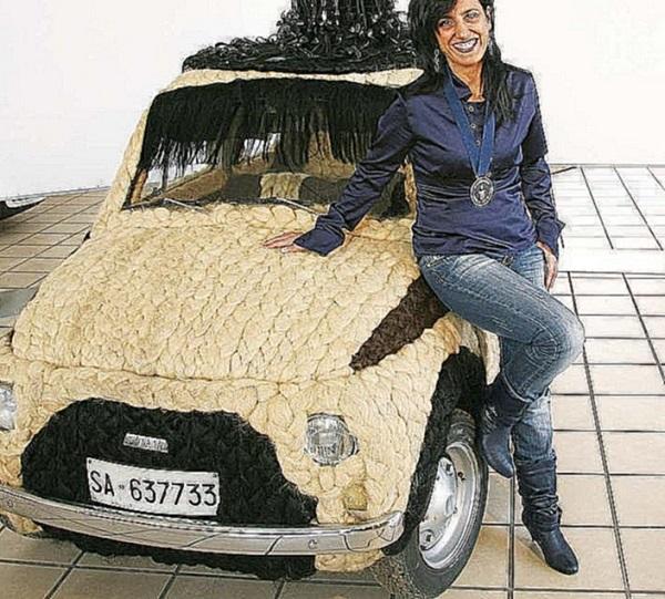 Самый волосатый Fiat 1