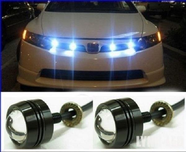 Разнообразные по цене и исполнению светодиодные лампы для авто