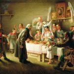 Фото - Старинные свадебные традиции