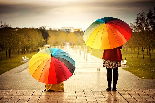 Фото - Зонт – новый взгляд на эту простую вещь