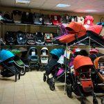 Фото - Выбор магазинов колясок в Москве