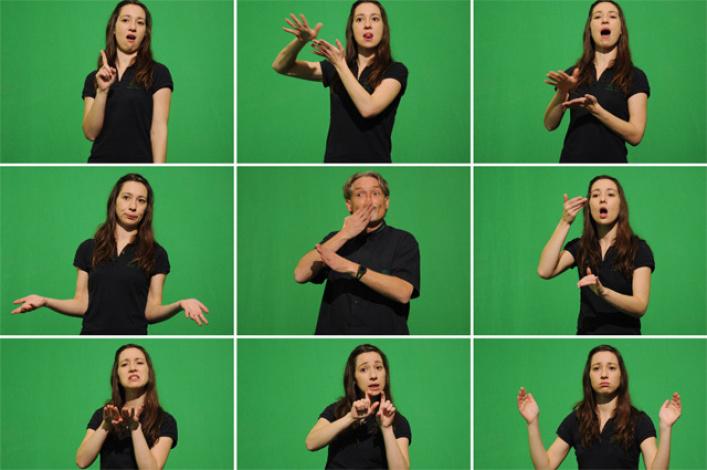 язык жестов, жестовой язык, репетиторы в Иркутске