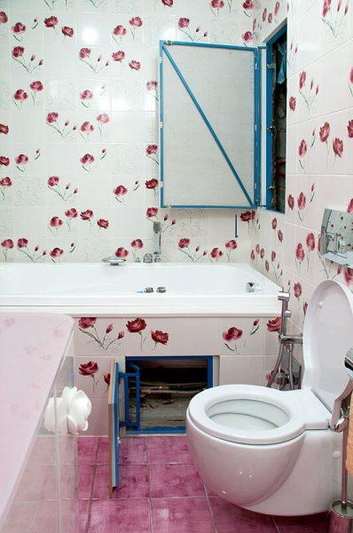люки в ванной