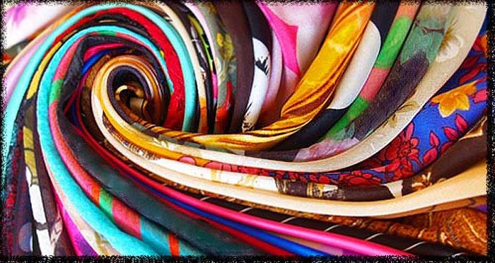 Способы изготовления ткани и история классической рубашки