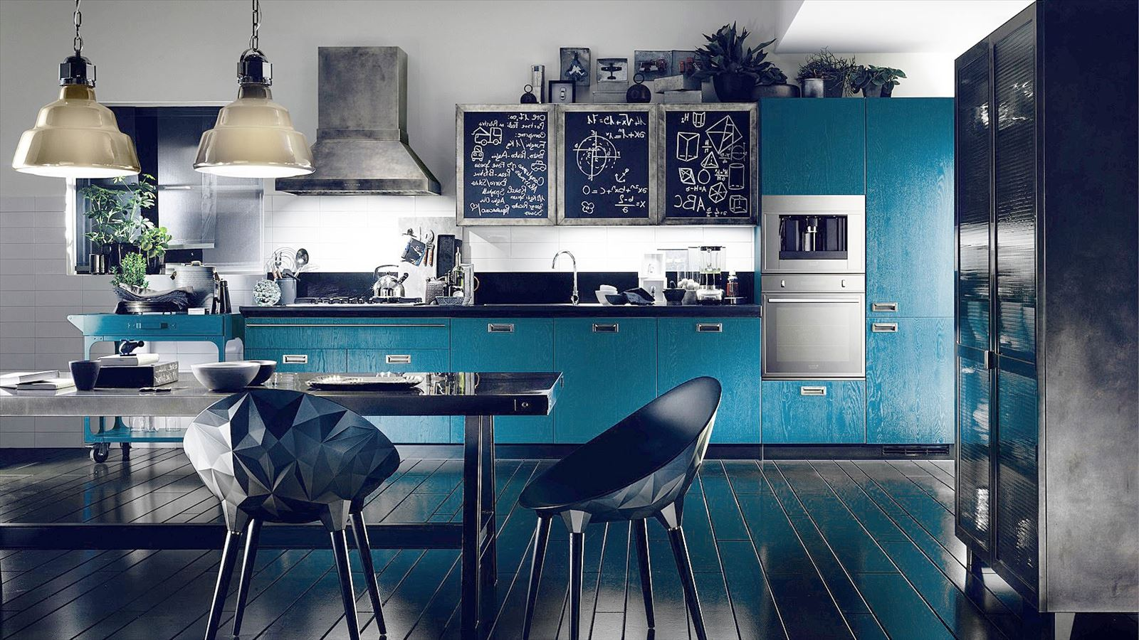 Фото - Дизайн интерьера столовой