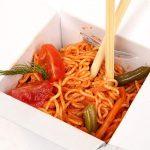 Фото - Особенности китайского блюда в коробочке WOK