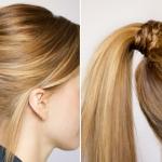 Фото - Прическа в школу для девочки и для длинных волос у женщин
