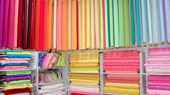 где купить хорошую ткань?
