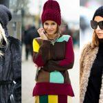 Фото - Разновидности женских и мужских шапок