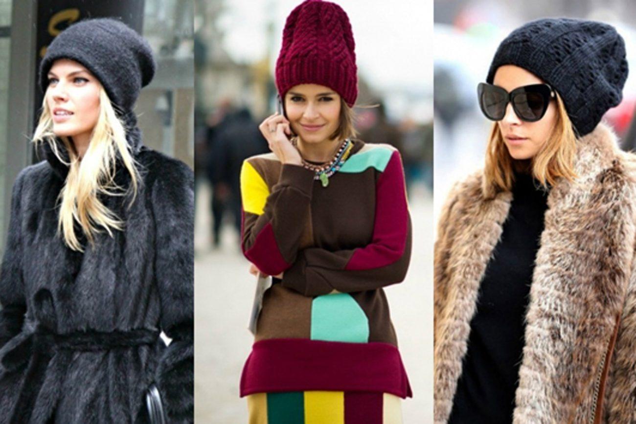 Разновидности женских и мужских шапок