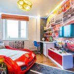 Фото - Функциональная и оригинальная детская комната для мальчика