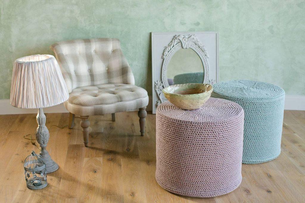 Мягкая мебель. Разновидности пуфов