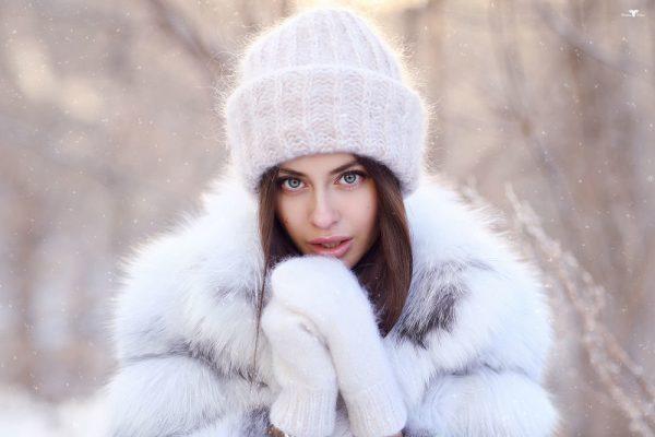 Выбираем красивую зимнюю шапку