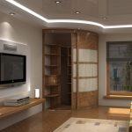 Почему стоит приобрести шкаф-купе для маленькой квартиры
