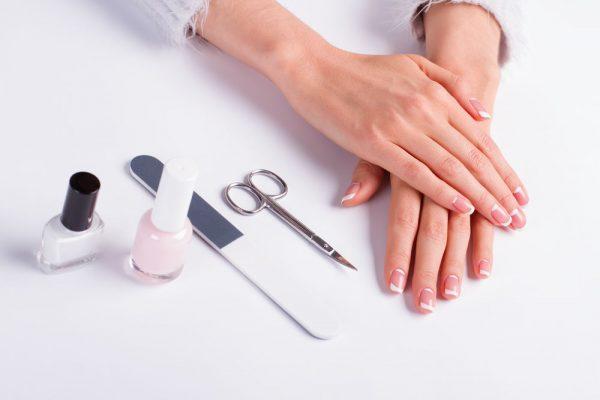 маникюрные ножницы и пилки