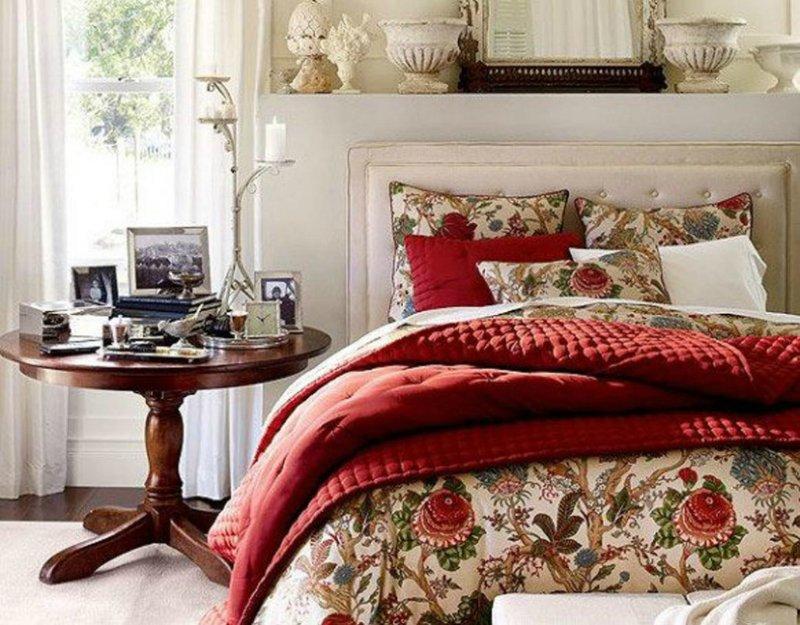 Правильная обстановка в спальне
