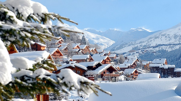 Австрийские горные курорты