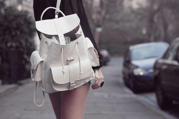 Рюкзак: модный аксессуар на все случаи жизни