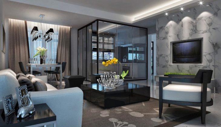 Дизайн квартир - уникальный интерьер