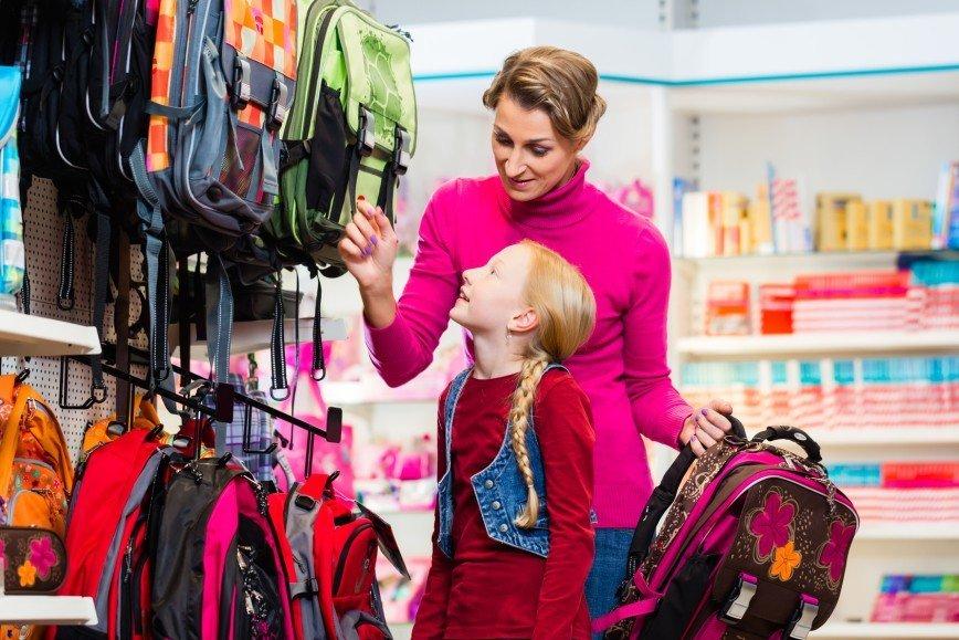 Как выбрать школьный портфель