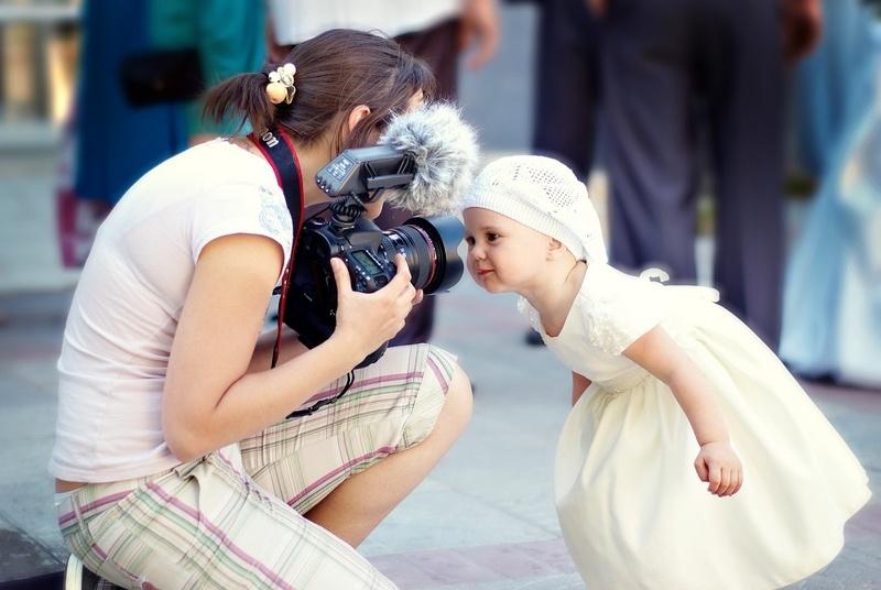 Особенности фотосессии детей от года до пяти