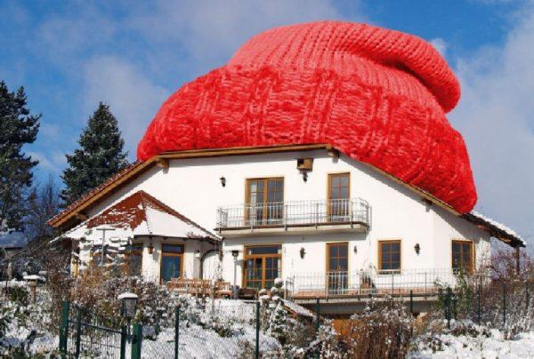 Как утеплить свой дом? Решение - базальтовый утеплитель!